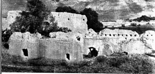 1812 Santa Barbara Earthquake: Image of La Purisima Mission